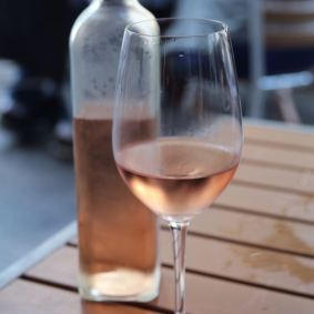 The art of rosé...